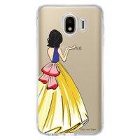 Capa Personalizada para Samsung Galaxy J4 J400M Princesa Branca de Neve - TP203