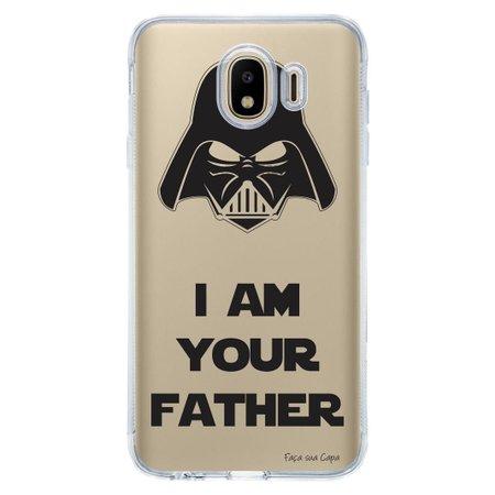 Capa Personalizada Samsung Galaxy J4 J400M I am Your Father - TP201