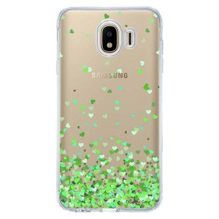 Capa Personalizada Samsung Galaxy J4 J400M Corações - TP169