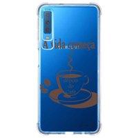 Capa Personalizada Samsung Galaxy A7 2018 Frases - TP01