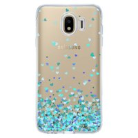 Capa Personalizada Samsung Galaxy J4 J400M Corações - TP172