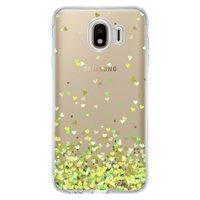 Capa Personalizada Samsung Galaxy J4 J400M Corações - TP171