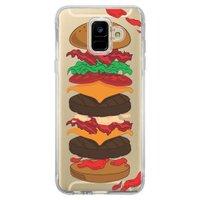 Capa Personalizada Samsung Galaxy A6 A600 Food - TP107