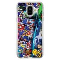 Capa Personalizada Samsung Galaxy A6 A600 Games - GA34