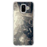 Capa Personalizada Samsung Galaxy A6 A600 Games - GA35