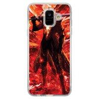 Capa Personalizada Samsung Galaxy A6 A600 Games - GA37
