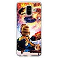 Capa Personalizada Samsung Galaxy A6 A600 Games - GA33