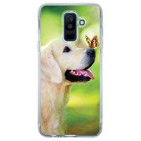 Capa Personalizada para Samsung Galaxy A6 Plus A605 Pets - PE33