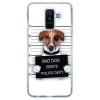 Capa Personalizada para Samsung Galaxy A6 Plus A605 Pets - PE28