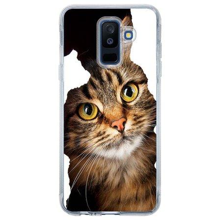 Capa Personalizada para Samsung Galaxy A6 Plus A605 Pets - PE52