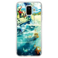 Capa Personalizada Samsung Galaxy A6 A600 Games - GA19