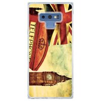Capa Personalizada Samsung Galaxy Note 9 London - CD15