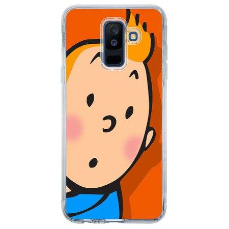 Capa Personalizada para Samsung Galaxy A6 Plus A605 Nostalgia - NT80