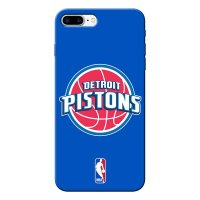 Capa de Celular NBA - Iphone 7 Plus - Detroit Pistons - A09