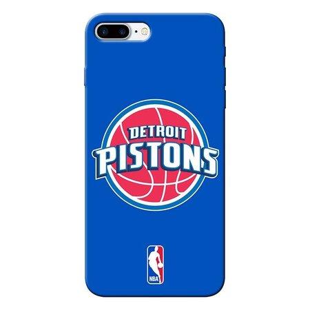 Capa de Celular NBA - Iphone 7 Plus - Detroit Pistons - A09