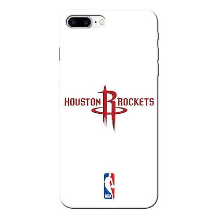 Capa de Celular NBA - Iphone 7 Plus - Houston Rockets - A13