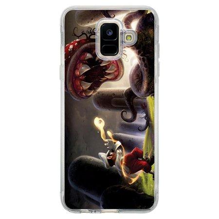 Capa Personalizada Samsung Galaxy A6 A600 Games - GA28