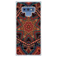Capa Personalizada Samsung Galaxy Note 9 Mandala - AT85