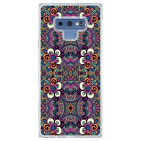 Capa Personalizada Samsung Galaxy Note 9 Mandala - AT89