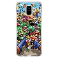 Capa Personalizada Samsung Galaxy A6 A600 Games - GA27