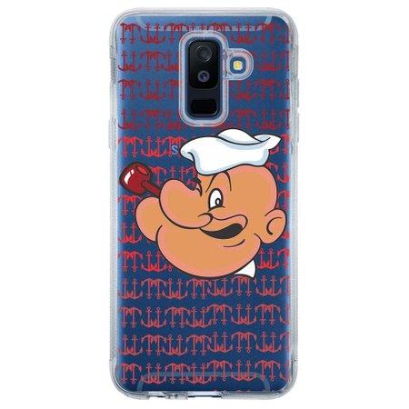 Capa Personalizada para Samsung Galaxy A6 Plus A605 Nostalgia - NT67