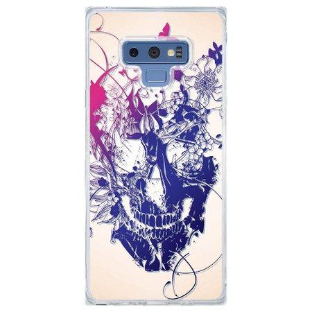 Capa Personalizada Samsung Galaxy Note 9 Caveira - CV31