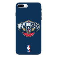 Capa de Celular NBA - Iphone 7 Plus - New Orleans Pelicans - A22
