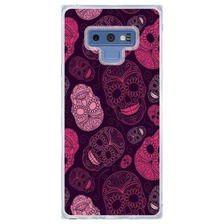 Capa Personalizada Samsung Galaxy Note 9 Caveira - CV11
