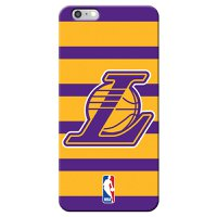 Capa de Celular NBA - Iphone 6 Plus 6S Plus - Los Angeles Lakers - E02