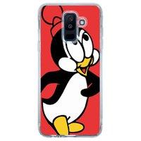 Capa Personalizada para Samsung Galaxy A6 Plus A605 Nostalgia - NT64