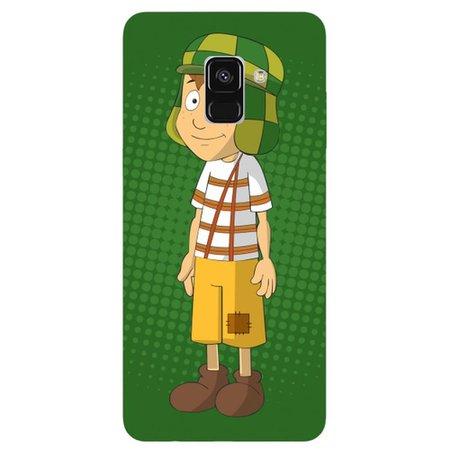 Capa Personalizada para Samsung Galaxy A8 2018 - Nostalgia - NT30