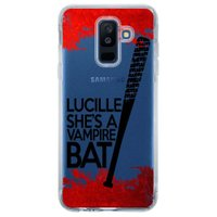 Capa Personalizada para Samsung Galaxy A6 Plus A605 The Walking Dead - TV100