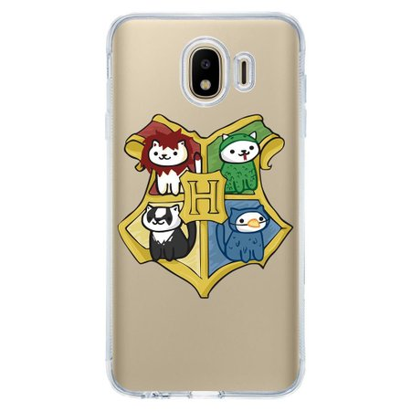 Capa Personalizada Samsung Galaxy J4 J400M Harry Potter - HP09