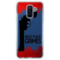 Capa Personalizada para Samsung Galaxy A6 Plus A605 The Walking Dead - TV101