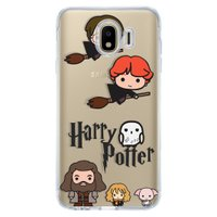 Capa Personalizada Samsung Galaxy J4 J400M Harry Potter - HP08