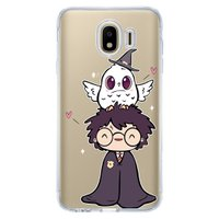 Capa Personalizada Samsung Galaxy J4 J400M Harry Potter - HP06