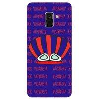 Capa Personalizada para Samsung Galaxy A8 2018 - Nostalgia - NT32