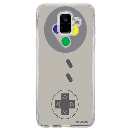 Capa Personalizada Samsung Galaxy A6 A600 Games - GA65