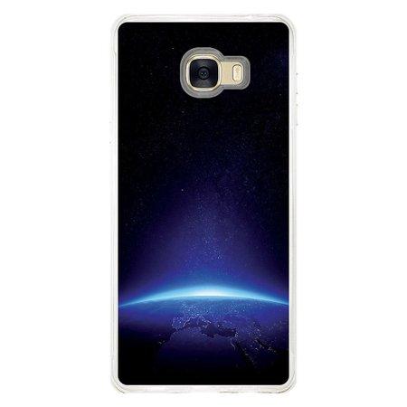 Capa Personalizada para Samsung Galaxy C7 C700 Hightech - HG01