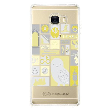 Capa Personalizada para Samsung Galaxy C7 C700 Harry Potter - HP03