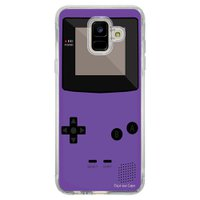 Capa Personalizada Samsung Galaxy A6 A600 Games - GA72