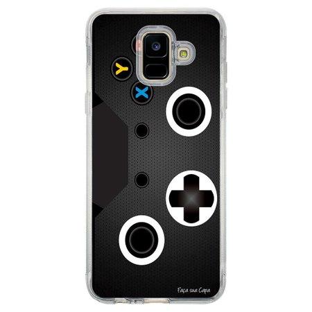 Capa Personalizada Samsung Galaxy A6 A600 Games - GA68