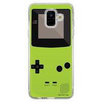Capa Personalizada Samsung Galaxy A6 A600 Games - GA69