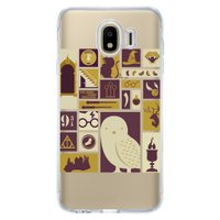 Capa Personalizada Samsung Galaxy J4 J400M Harry Potter - HP02