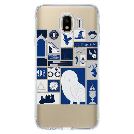 Capa Personalizada Samsung Galaxy J4 J400M Harry Potter - HP01