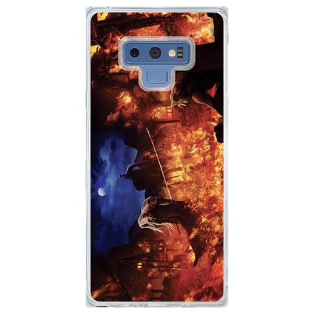 Capa Personalizada Samsung Galaxy Note 9 Games - GA01