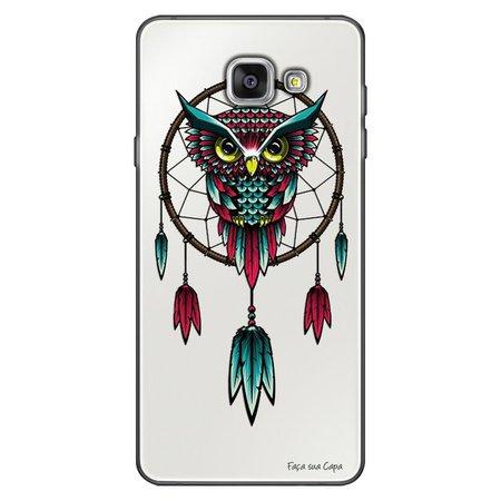 Capa Personalizada para Samsung Galaxy A9 A910 Coruja - TP20