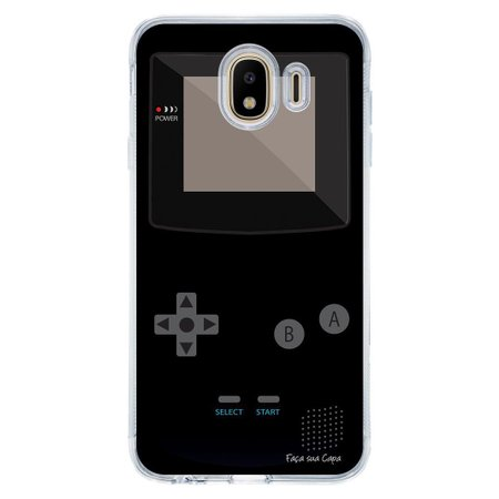 Capa Personalizada Samsung Galaxy J4 J400M Games - GA73