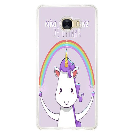 Capa Personalizada para Samsung Galaxy C7 C700 Memes - ME07