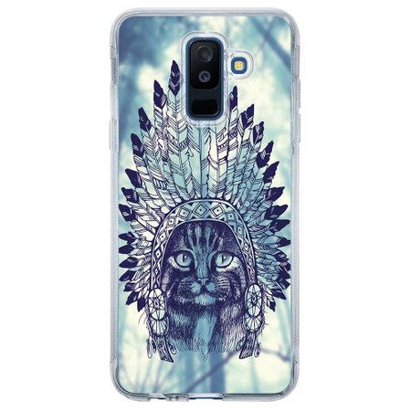 Capa Personalizada para Samsung Galaxy A6 Plus A605 Pets - PE88